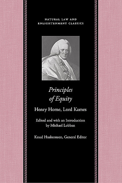 Principles of Equity, Henry Home, Lord Kames