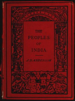 The Peoples of India, James Anderson