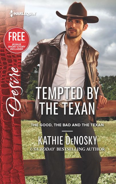 Tempted by the Texan, Kathie DeNosky, Brenda Jackson