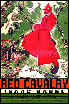 Red Cavalry, Isaac Babel, Nathalie Babel