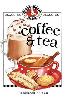 Coffee & Tea Cookbook, Gooseberry Patch