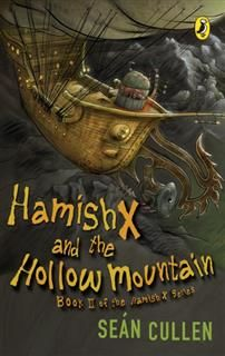 Hamish X And The Hollow Mountain, Sean Cullen