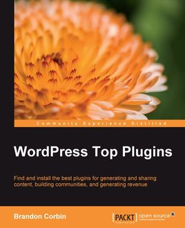 WordPress Top Plugins, Brandon Corbin