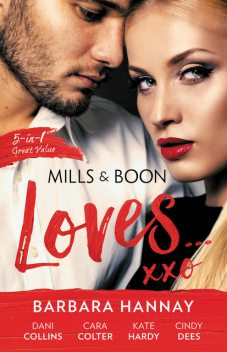 Mills & Boon Loves…/Blind Date With The Boss/Vows Of Revenge/The Millionaire's Homecoming/A Baby To Heal Their Hearts/High-Stakes Bachelo, Dani Collins, Kate Hardy, Cindy Dees, Cara Colter, Barbara Hannay