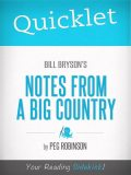 Quicklet on Bill Bryson's Notes from a Big Country, Peg Robinson