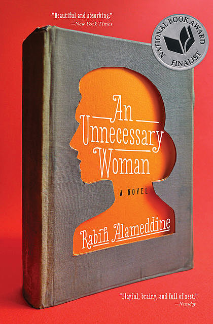 An Unnecessary Woman, Rabih Alameddine