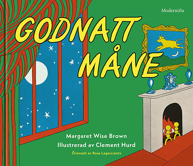 Godnatt måne, Margaret Wise Brown