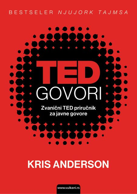 TED govori, Kris Anderson