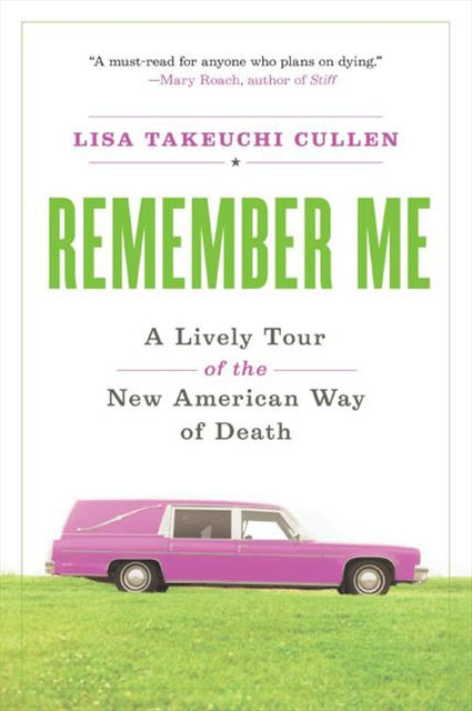 Remember Me, Lisa Takeuchi Cullen