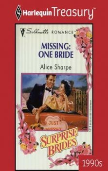 Missing: One Bride, Alice Sharpe