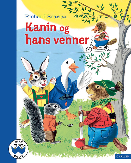 Kanin og hans venner, Richard Scarry