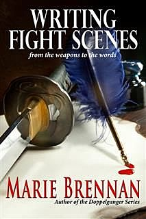 Writing Fight Scenes, Marie Brennan
