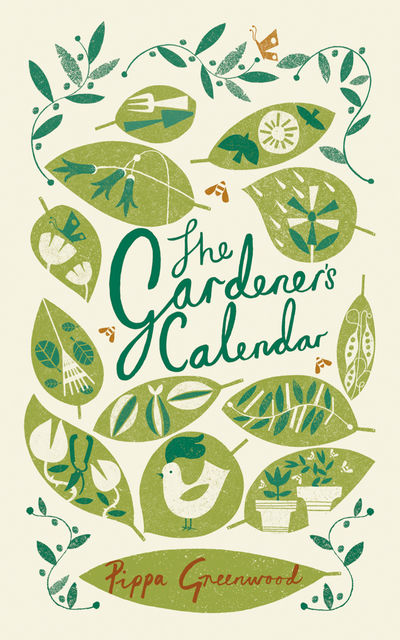 The Gardener's Year, Pippa Greenwood