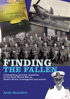 Finding the Fallen, Andy Saunders