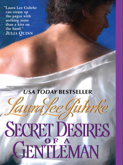 Secret Desires of a Gentleman, Laura Lee Guhrke