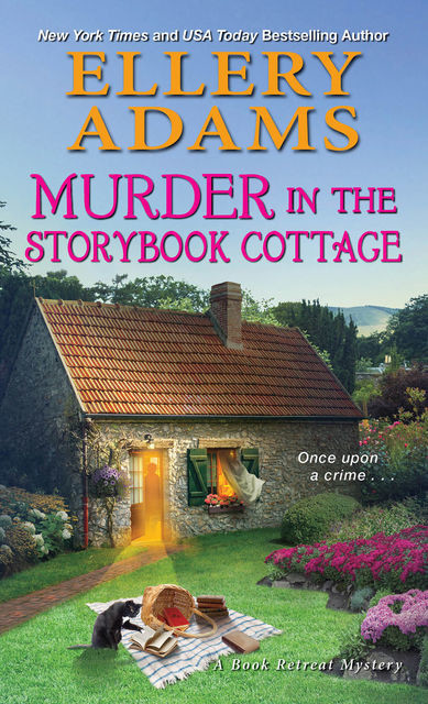 Murder in the Storybook Cottage, Ellery Adams
