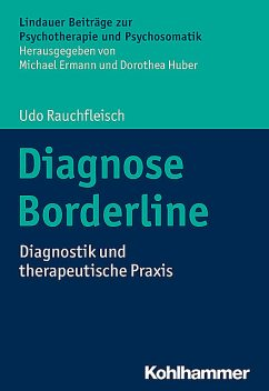 Diagnose Borderline, Udo Rauchfleisch