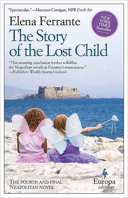The Story of the Lost Child, Elena Ferrante