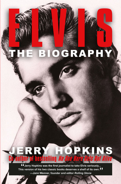 Elvis, Jerry Hopkins