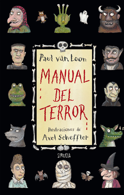 Manual del terror, Paul van Loon