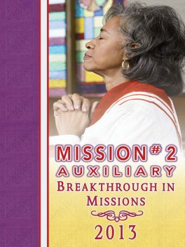 2013 Mission #2 Auxiliary Mission Guide, R.H.Boyd Publishing Corporation