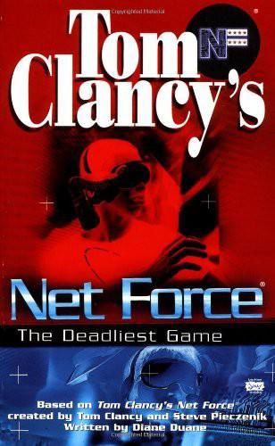 The Deadliest Game, Tom Clancy, Diane Duane, Steve Pieczenik