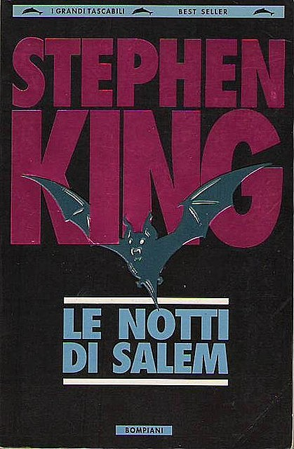 Le notti di Salem, Stephen King