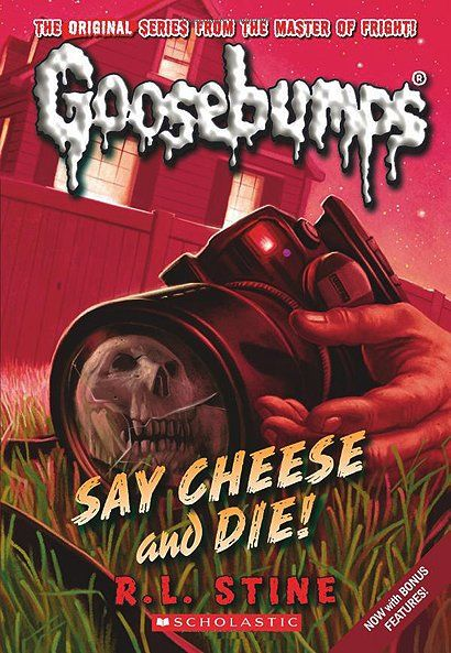 Goosebumps 04 - Say Cheese and Die!, R.L.Stine
