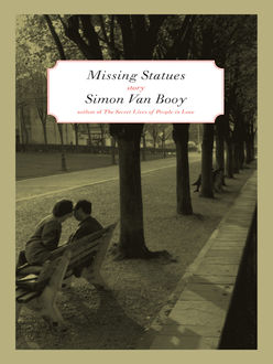 The Missing Statues, Simon Van Booy