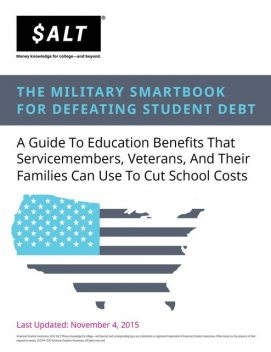 The Military Smartbook for Defeating Student Debt, SALT