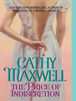 The Price of Indiscretion, Cathy Maxwell