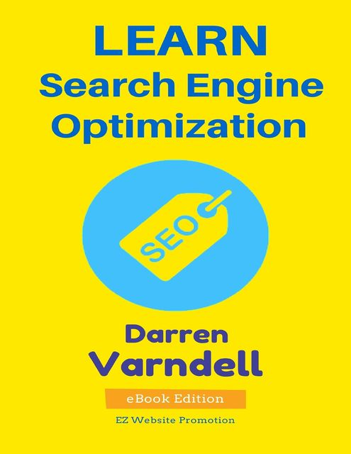 Learn Search Engine Optimization, Darren Varndell