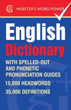 Webster's Word Power English Dictionary, Betty Kirkpatrick