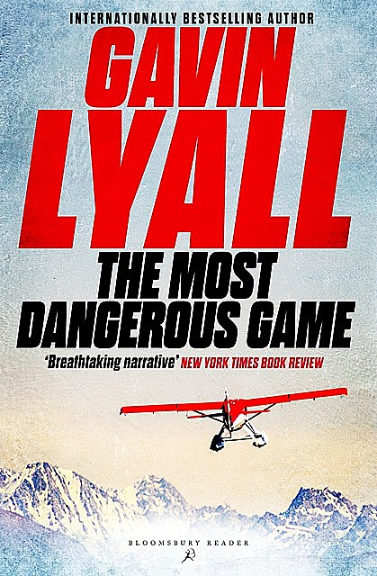 The Most Dangerous Game, Gavin Lyall