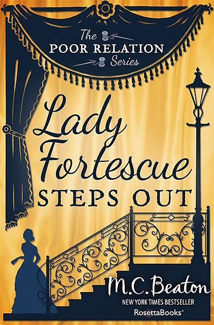 Lady Fortescue Steps Out, M.C.Beaton