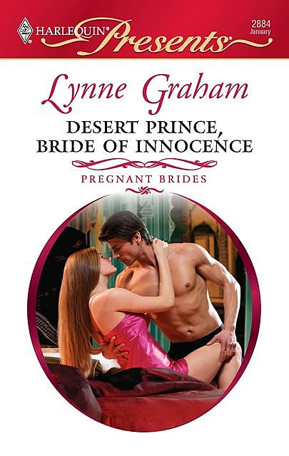 Desert Prince, Bride of Innocence, Lynne Graham