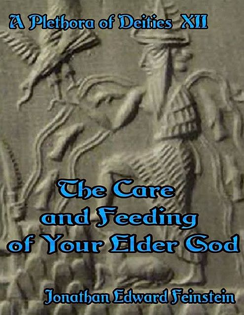 A Plethora of Deites Xii: The Care and Feeding of Your Elder God, Jonathan Edward Feinstein
