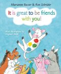 It is great to be friends with you!, Marianne Busser, Ron Schröder