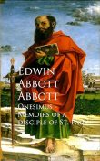 Onesimus – Memoirs of a Disciple of St. Paul, Edwin Abbott