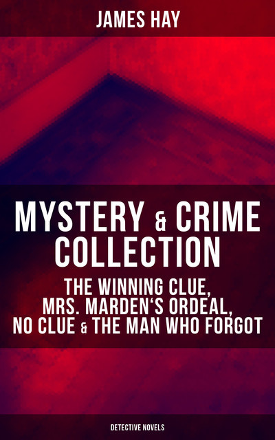 MYSTERY & CRIME COLLECTION, James Hay