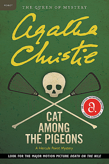 Cat Among the Pigeons, Agatha Christie
