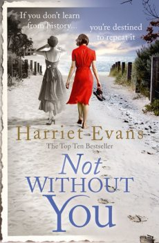 Not Without You, Harriet Evans