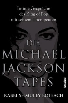 Die Michael Jackson Tapes, Shmuley Boteach