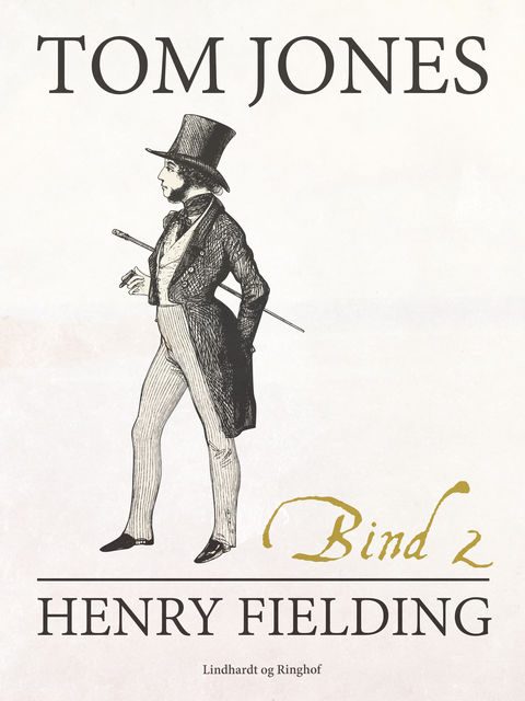Tom Jones bind 2, Henry Fielding
