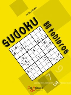 Sudoku – 80 tableros, Patty Palomba