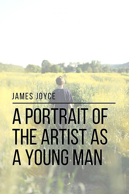A Portrait of the Artist as a Young Man, James Joyce, Sheba Blake