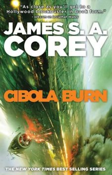 Cibola Burn, James Corey