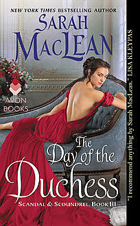 The Day of the Duchess, Sarah Maclean