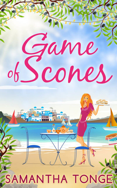 Game Of Scones, Samantha Tonge