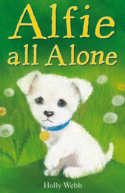Alfie All Alone, Holly Webb